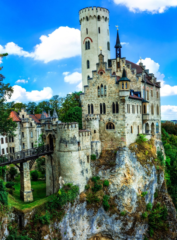 Southern Germany Castle Tours