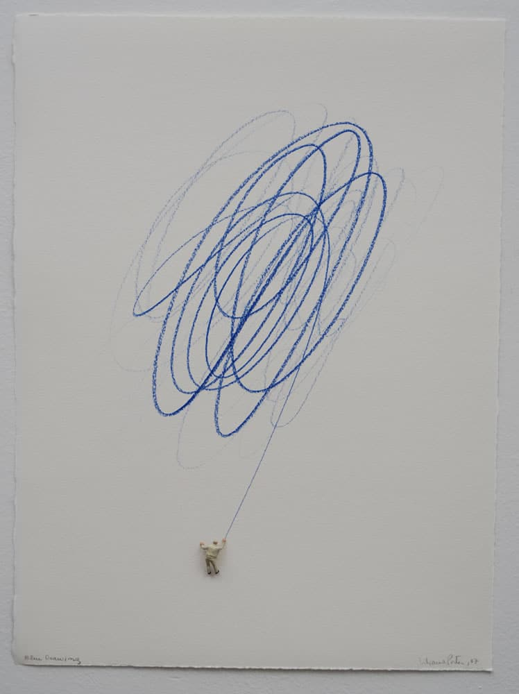 Liliana Porter Line Art