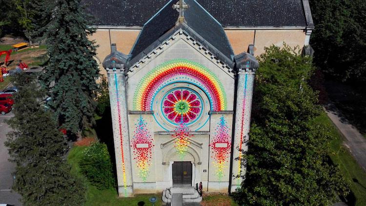 mademoiselle maurice street art