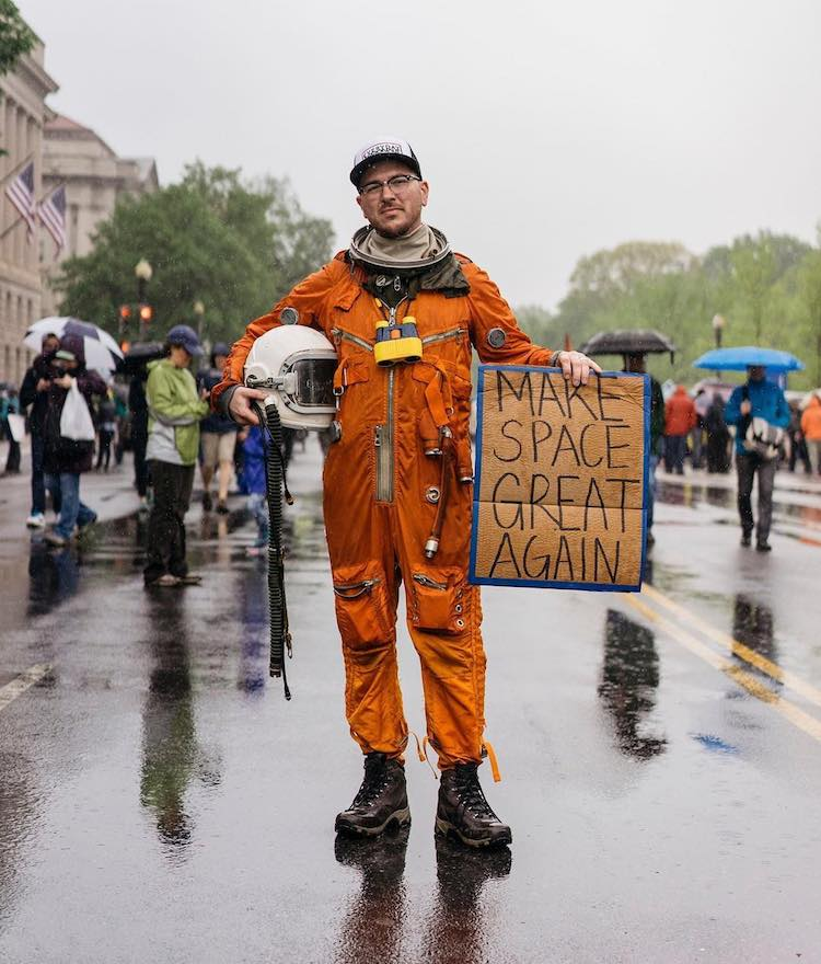 March for Science Creative Signs