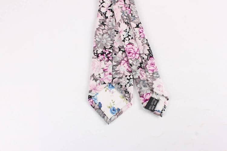 flower tie on etsy