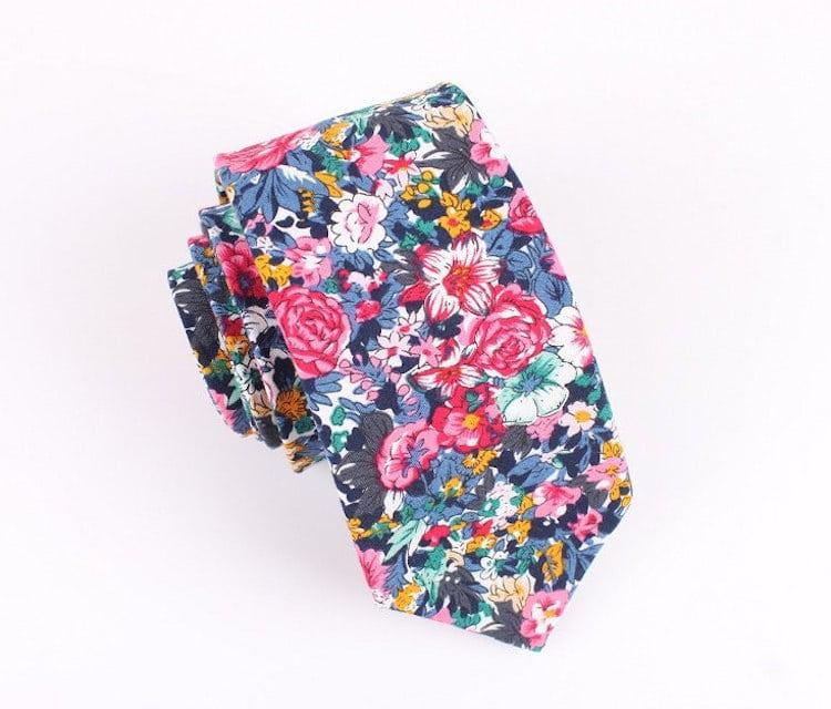 flower tie