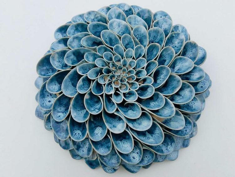 owen mann floramics ceramic succulents ceramic flowers plant sculptures