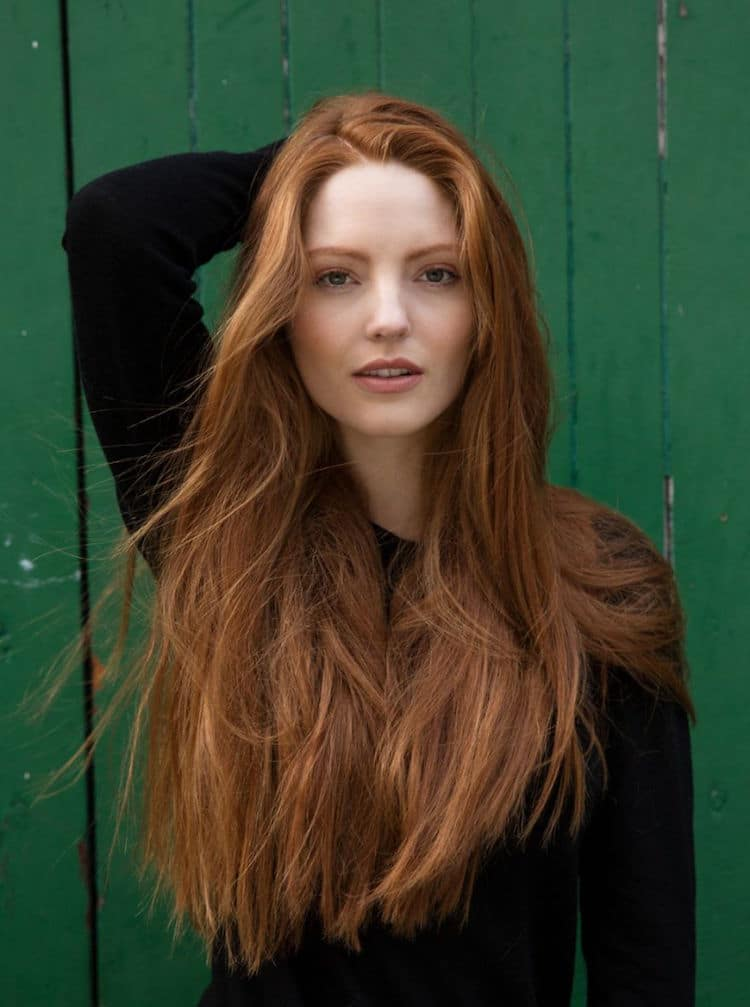 Sexiest redhead model discussion
