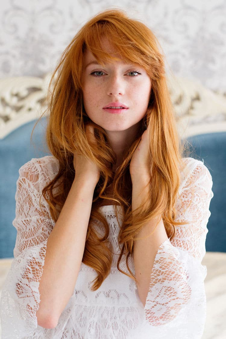 Redheads From 20 Countries Photographed To Show Their Natural Beauty