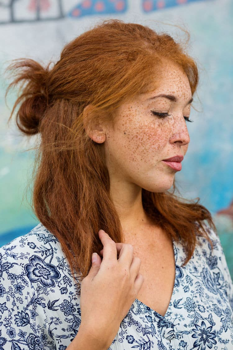 Do Girls Like Cute But Non Muscular Guys: Redheads From 20 Countries Photographed To Show Their