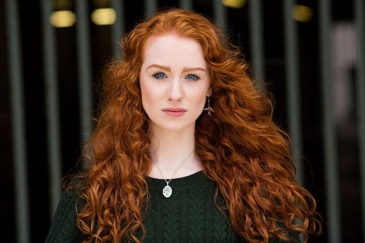 portraits of redheads brian dowling