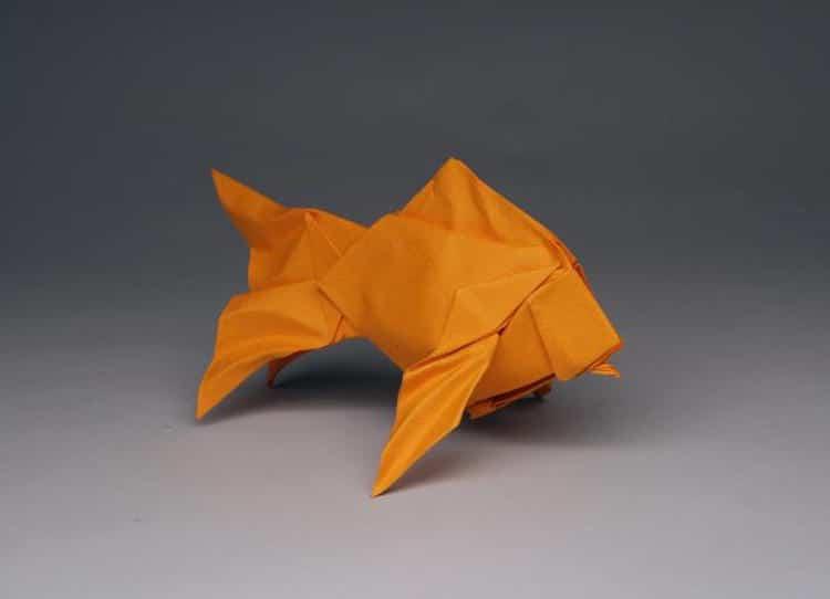 robert lang origami master