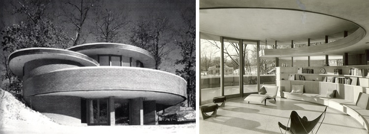 Round Homes, an Architectural History Lesson on Why Curves Matter