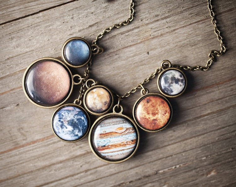 science jewelry