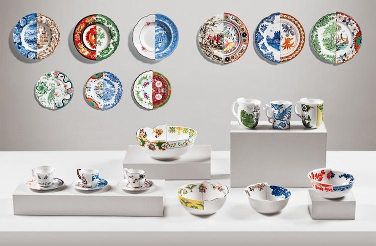 hybrid ceramic tableware
