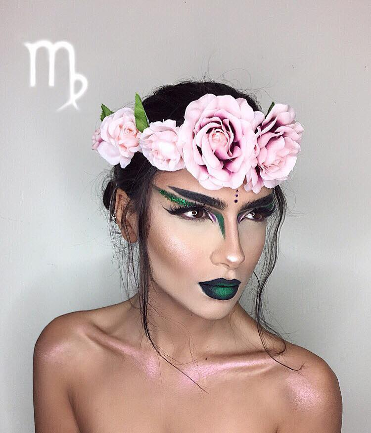 Astrology Makeup