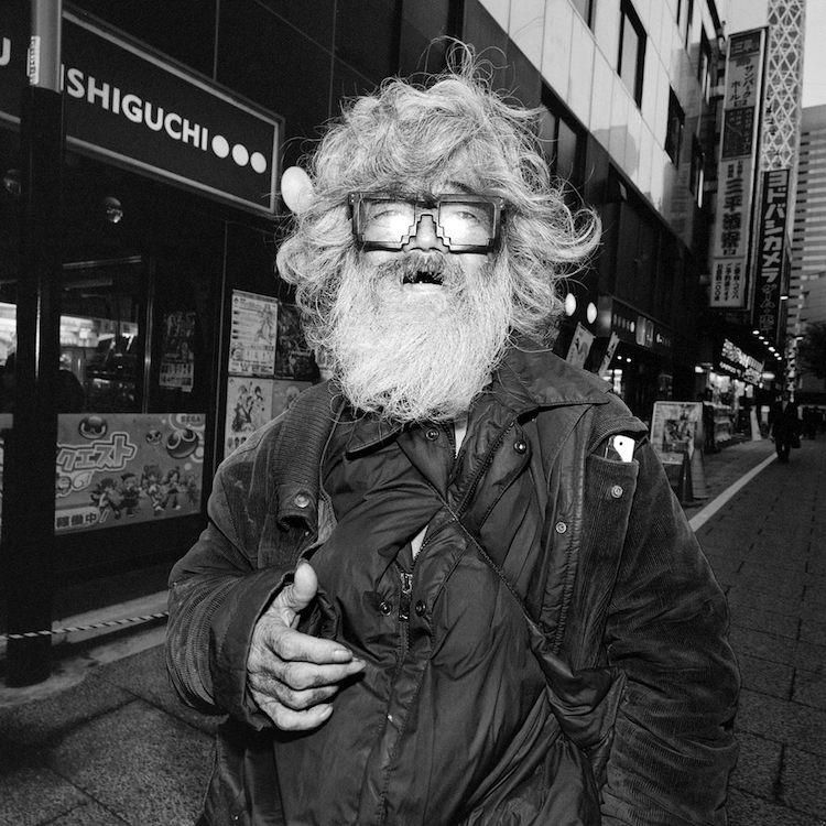 tokyo street photographs