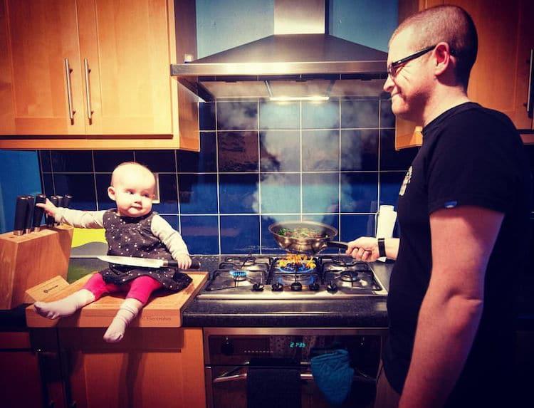 parenting mishaps photoshop