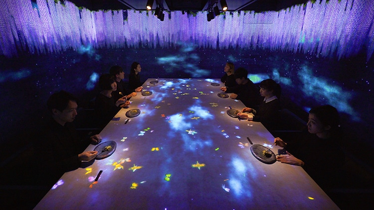 Interactive Restaurants Go Beyond With New Immersive