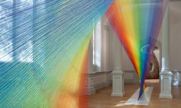 Rainbow Installation