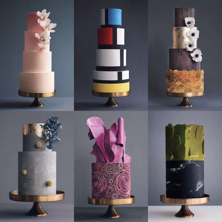 Modern Cake Art Ballarat : Fine Art Cakes and Architectural Cakes by Family-Run ...