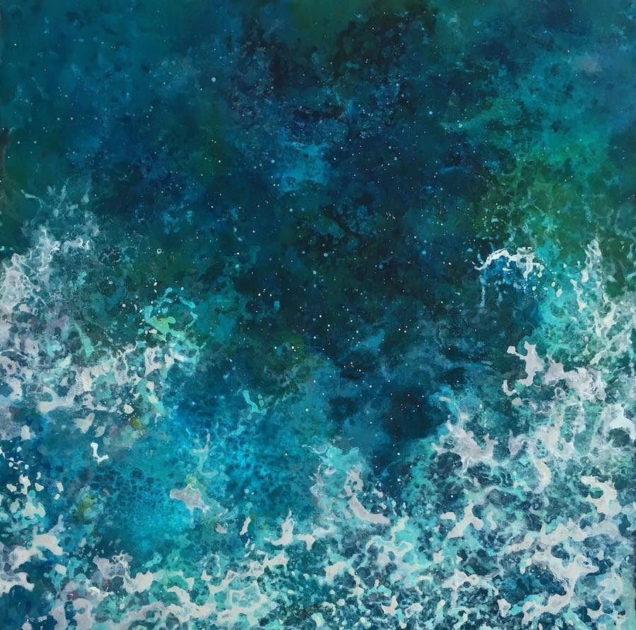 paintings of waves vanessa mae ocean art paintings studies of water abstract