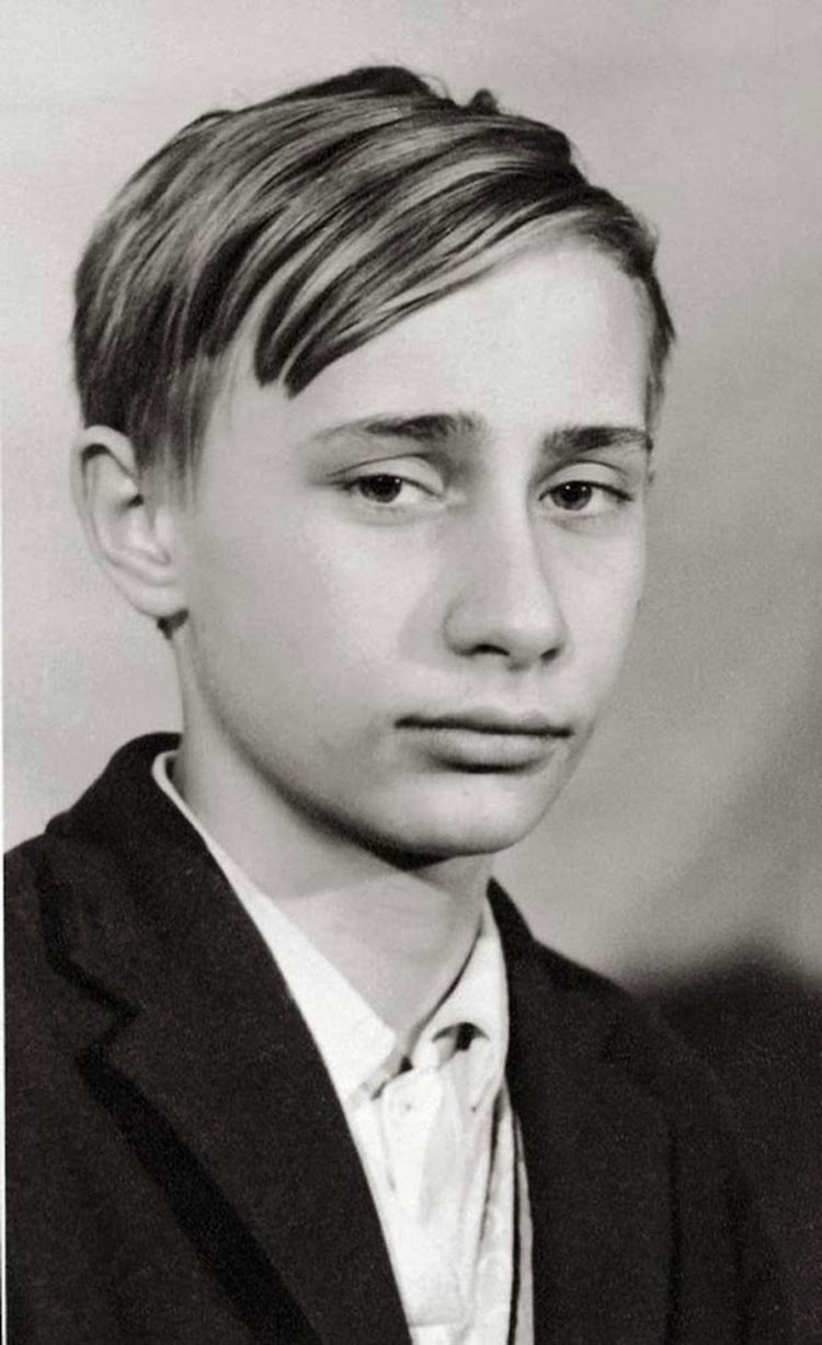 world leaders as young people