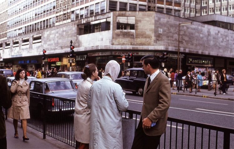 images of london in the 70s