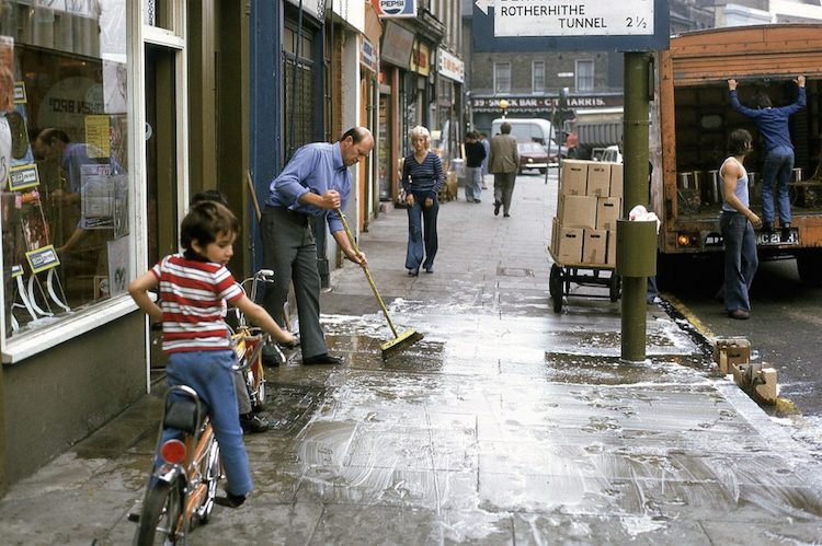 London in the 1970s