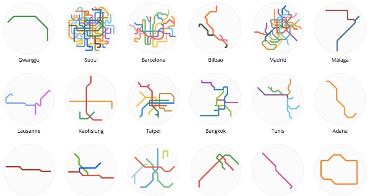 220 Metro Maps Interpreted as Color Icons by Graphic Designer on road map, global map, ideas for making a map, topical graphical map, marketing map, topo map, creating a concept map, create a restriction map, horizontal profile map, icon map, what's on a map, simple map, artist map, political map, landscape map, person with map, associated mind map, between us and asia map, futuristic map,