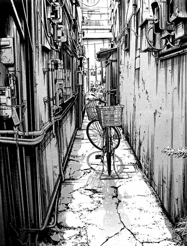 Kiyohiko Azuma Urban Sketches