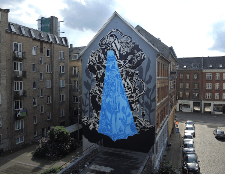 M-City Street Art