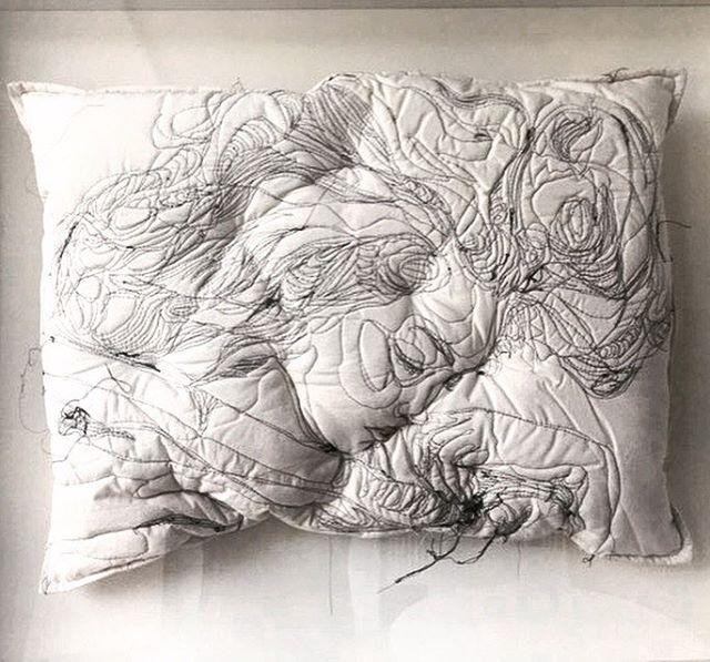 Maryam Ashkanian fiber art