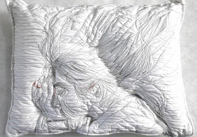 Maryam Ashkanian fiber artist
