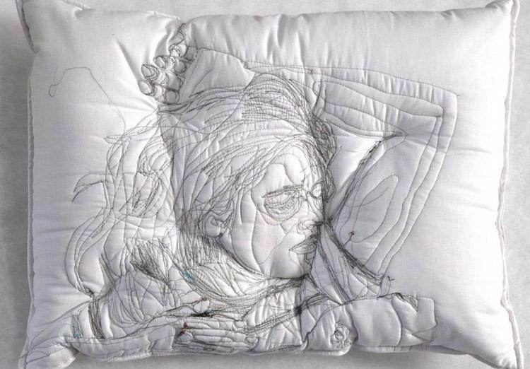 Maryam Ashkanian textile artist