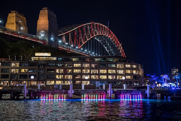 Vivid Sydney 2017 light art