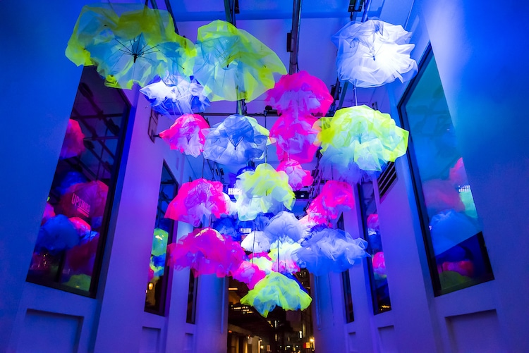 Vivid Sydney 2017 light installations