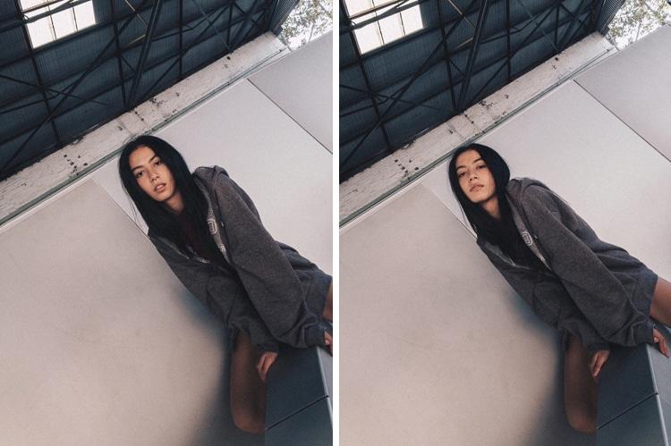 iphone fashion photo shoot aaron browning