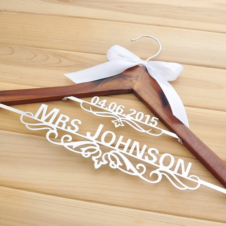 Amazon Wedding Shop wedding hanger