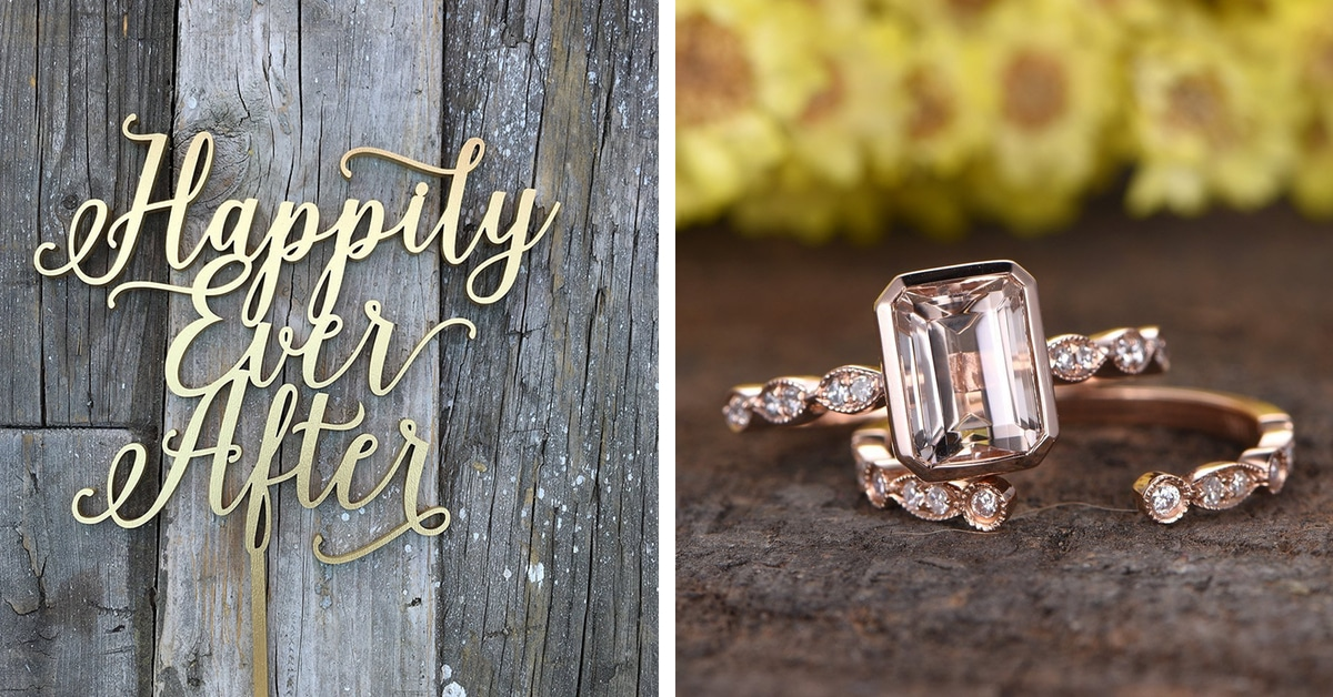 Amazon Handmade Wedding Shops Opens Selling Unique Wedding Items