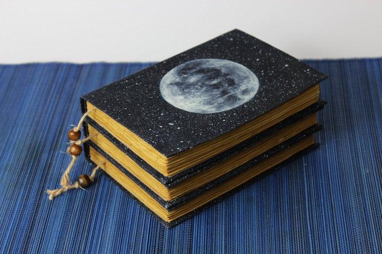 Batik Art Journals
