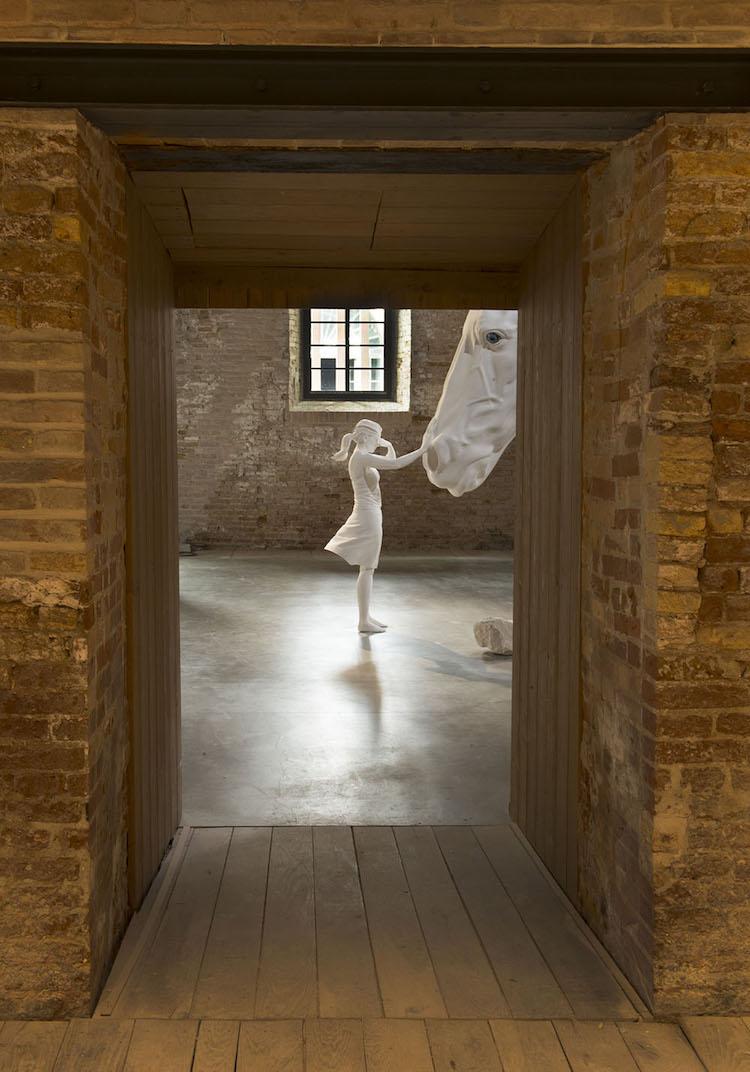 Claudia Fontes The Horse Problem Venice Biennale Argentinian Pavillion
