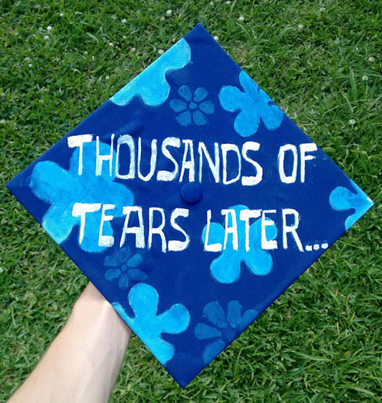 Creative Graduation Cap Ideas Perfect for Grads Who Like to