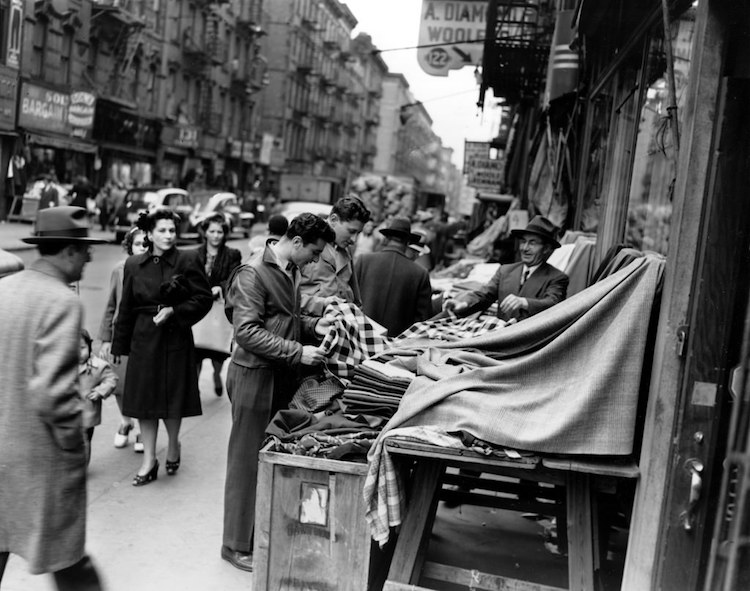 Shoe Vendors In New York