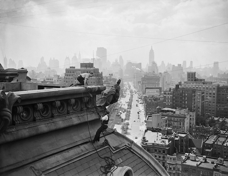 Daily Life in 1940s New York City
