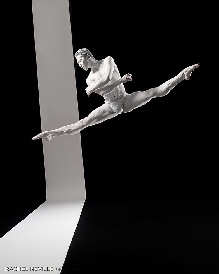 Professional Dancers Photography by Rachel Neville