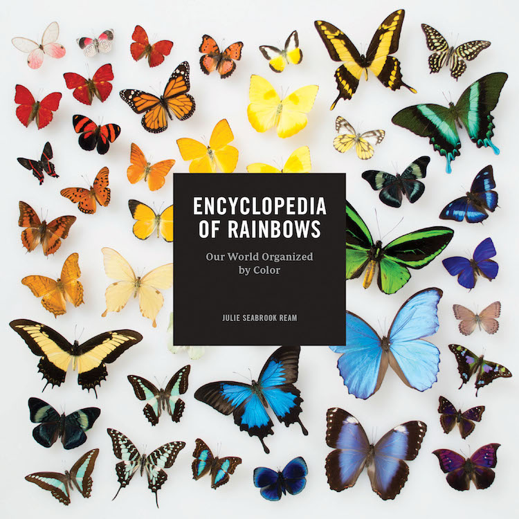 Encyclopedia of Rainbows Book Julie Seabrook-Ream Rainbows in Nature Natural World