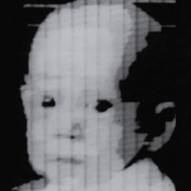 first digital photo