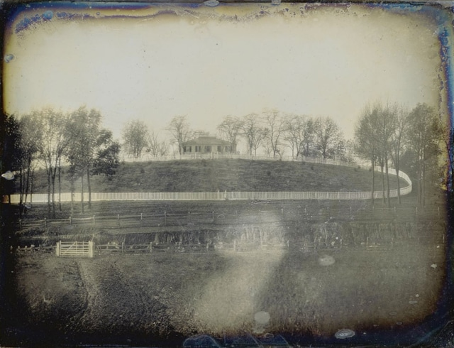 Oldest Photo of New York