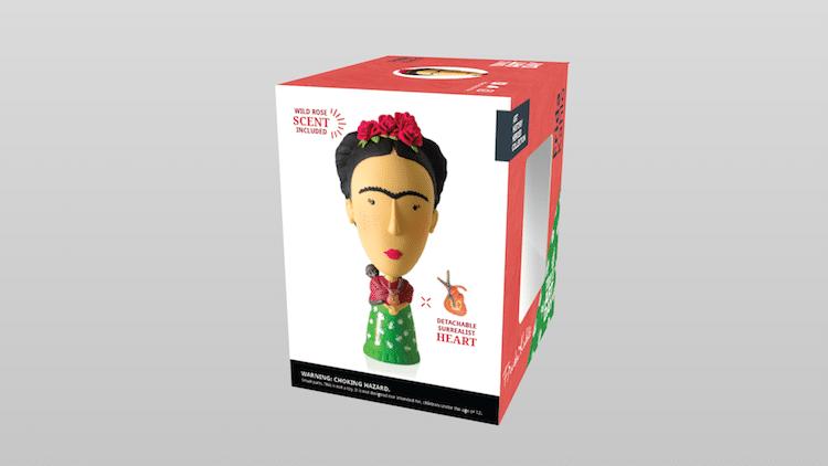 Frida Kahlo Action Figure Frida Action Figure Frida Figurine Frida Doll Frida Kahlo Doll Today is Art Day