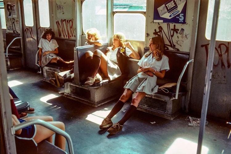 Fotos del metro de Nueva York por Willy Spiller