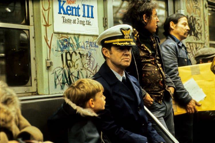 Fotos en el Metro de Nueva York por Willy Spiller