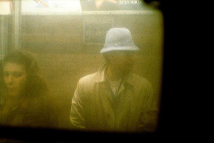 Fotos vintage del metro de Nueva York por Willy Spiller