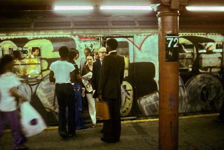Fotos callejeras en Nueva York